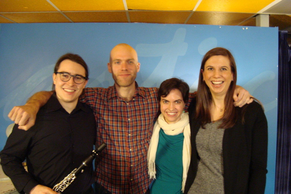 Chicago composers March 2013